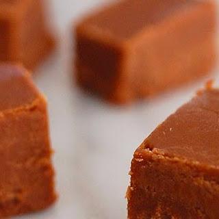 Martha's Chocolate Fudge