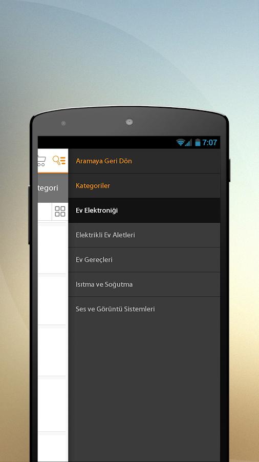 Hepsiburada - screenshot