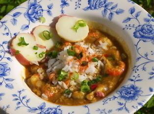 Miss Arlene's Shrimp Etouffe Recipe
