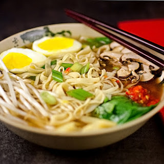 Ramen Noodles And Bean Sprouts Recipes