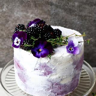 Eggless Cake With Vinegar Recipes