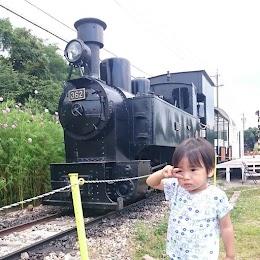 SLランドミュージアム & レストラン蒸氣汽関車