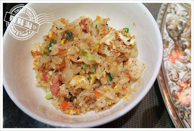 家蒂諾鐵板燒-鐵板蛋炒飯