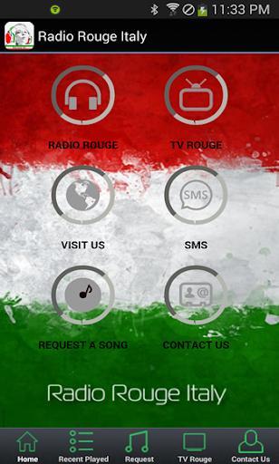 Radio Rouge Italy