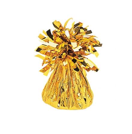 Ballongtyngd - Guld folie