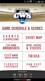 NCAA® College World Series - screenshot thumbnail