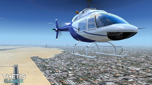 Helicopter Simulator SimCopter 2018 Free 1.0.3 screenshots 2