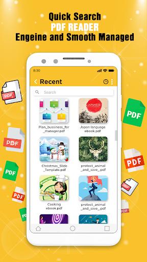 PDF Reader 2020 screenshot 3