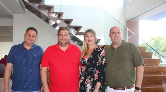 Una empresa de Berja compra una finca de 366 hectáreas de regadío en Cáceres