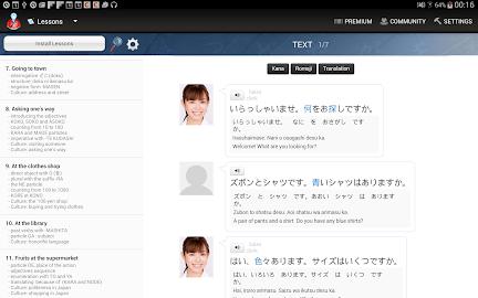 JA Sensei - Learn Japanese Screenshot 16