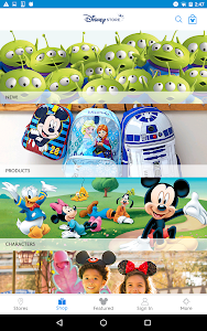 Disney Store screenshot 11