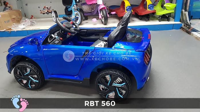 xe ô tô điện đồ chơi cho bé RBT-560P 6