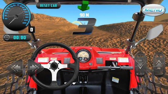 Drive Russia Buggy Simulator - náhled