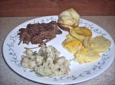 Carne Deshebrada (shredded Beef) Recipe