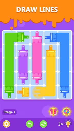 Line Puzzledom - Puzzle Game Collection apktram screenshots 3