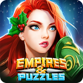 7.  Empires & Puzzles: RPG Quest
