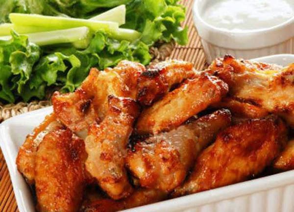 Chicken Hot Wings Recipe
