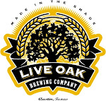 Logo for Live Oak Brewing Company