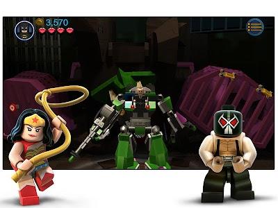 LEGO Batman: DC Super Heroes screenshot 11