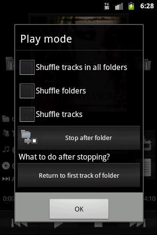MortPlayer Music (beta) screenshot 6