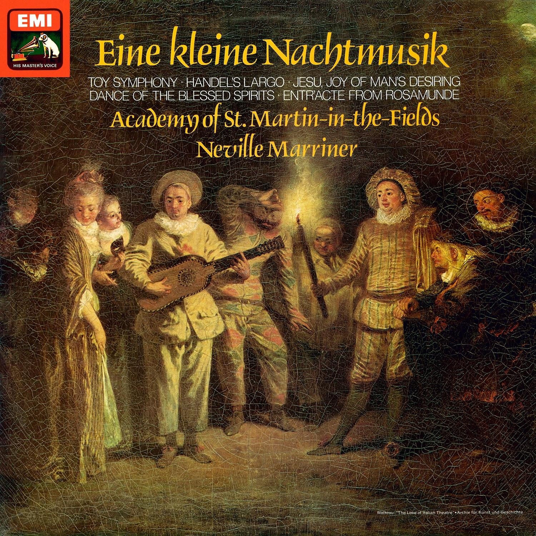 Wolfgang Amadeus Mozart, Neville Marriner