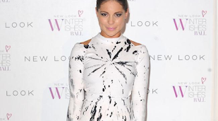 Louise Thompson to be weather woman?