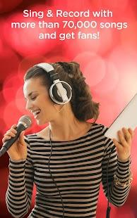 Red Karaoke Sing & Record- screenshot thumbnail