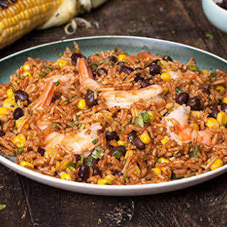 Mexican Fiesta Shrimp.