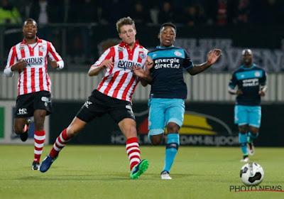 Eredivisie : nul spectaculaire pour un ancien Anderlechtois avec le Sparta face à l'AZ