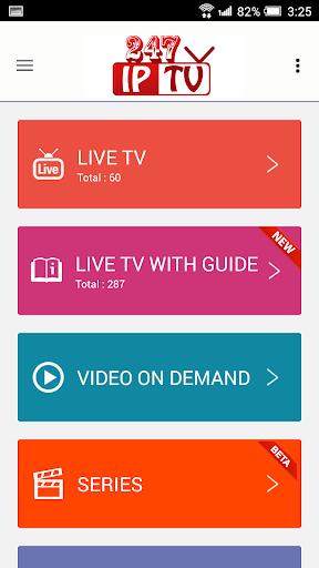 247 IPTV 1.0 screenshots 3