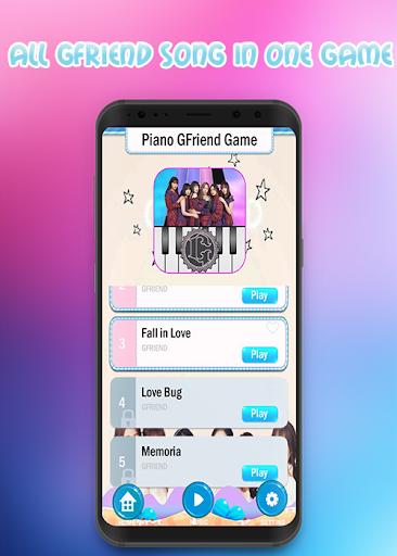 Piano Tiles GFRIEND Games 3.0 screenshots 2