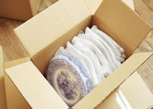 đóng gói hàng hóa dễ vỡ an toàn