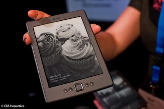 Photo: Amazon Kindle 2011: http://cnet.co/mZ6Ksg