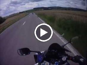 Video: Over the top in Belgium