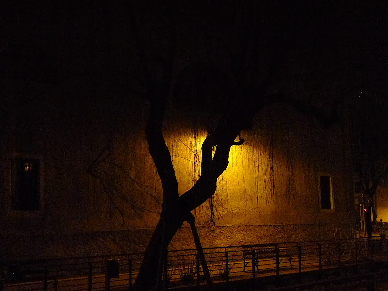 luci e ombre nella notte di Gian78K