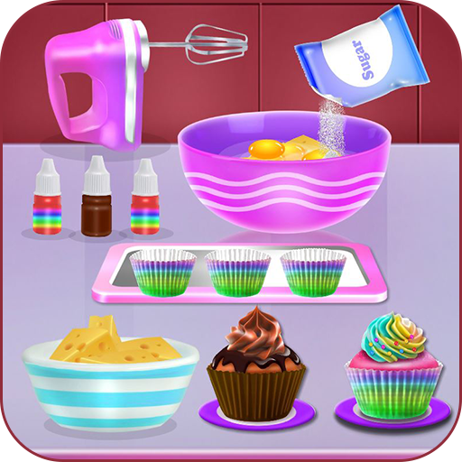 Cooking game muffins recipes Icon