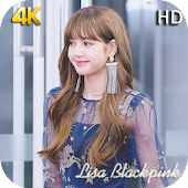 Lisa Blackpink Wallpapers KPOP Fans icon
