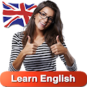 Learn English offline icon
