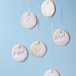 Orange & Cardamom Tree Biscuits