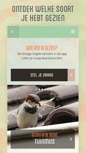 Vroege Vogels app