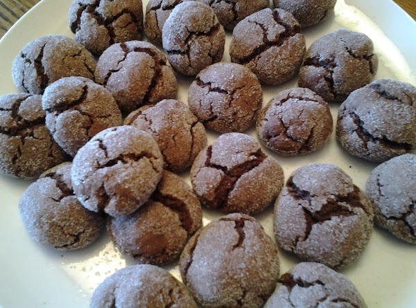 Chocolate Snickerdoodles Recipe