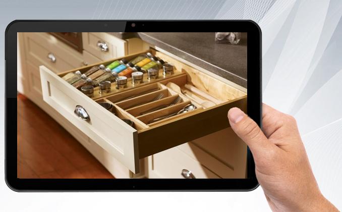idee progettuali cassetto - app android su google play - Armadietti Della Cucina Idee Progettuali