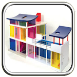 Stages Making Doll Houses Icon