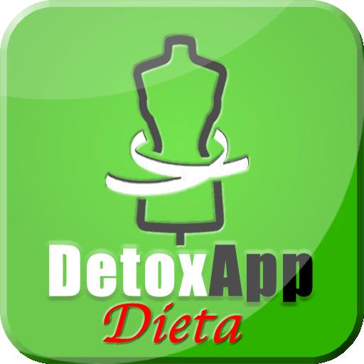 DetoxApp Dieta Detox Piña 遊戲 App LOGO-APP開箱王