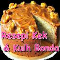 Resepi Kek & Kuih dari Bonda icon