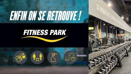 Réouverture Fitness Park Atrium