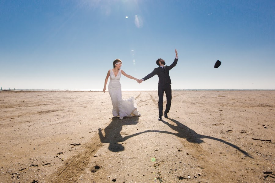 Fotografo di matrimoni Fabio Panigutto (flashmen). Foto del 21.01.2017