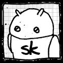ADWTheme - Sketchy icon