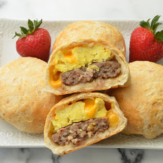 Breakfast Sausage And Egg Biscuit Recipes