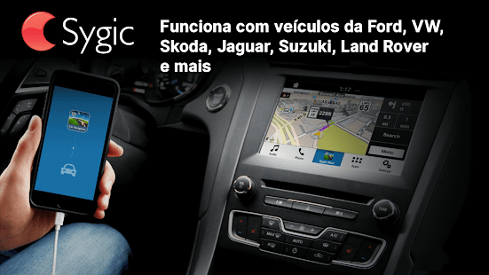mapa portugal sygic Sygic Car Navigation   Mapas Off line – Aplicações no Google Play mapa portugal sygic